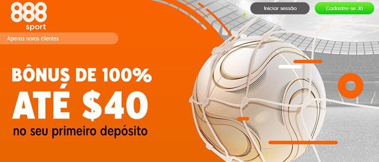 bonus 888 sport 40 2020