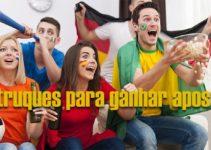 10 melhores truques para ganhar nas apostas desportivas online