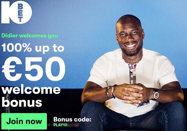 bonus 10bet euro