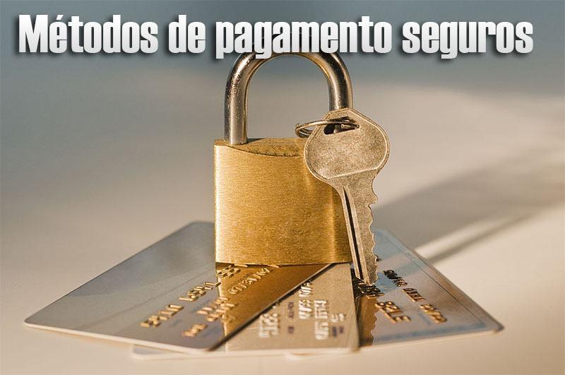 metodos de pagamento seguros