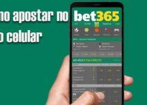 Como apostar no Bet365 pelo celular: guia completo